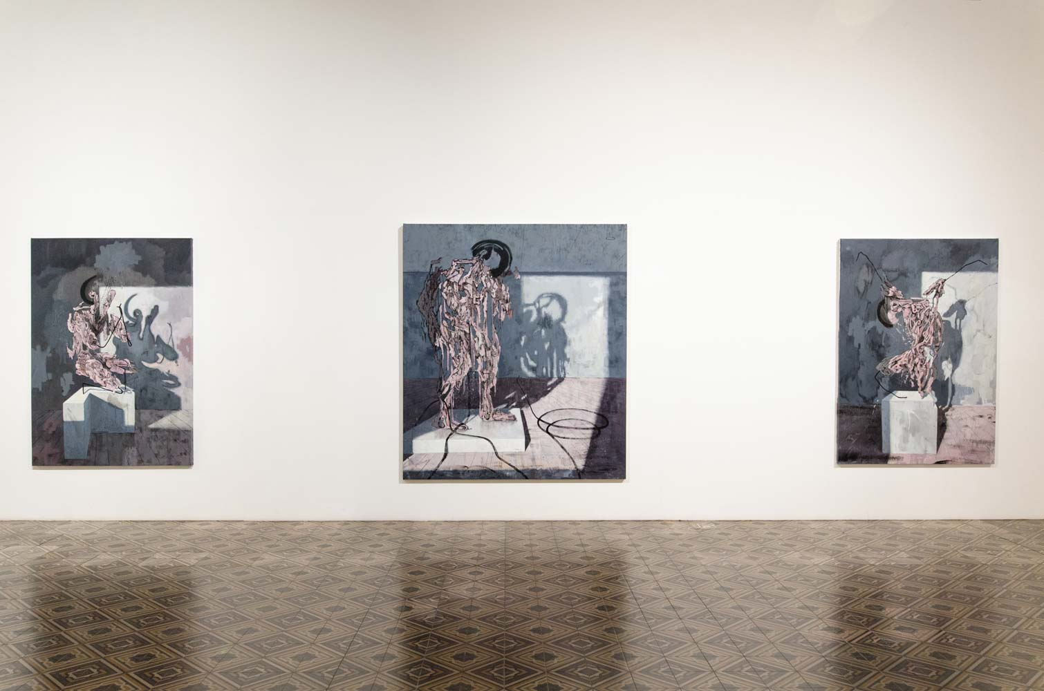 installation view - MARGS museum